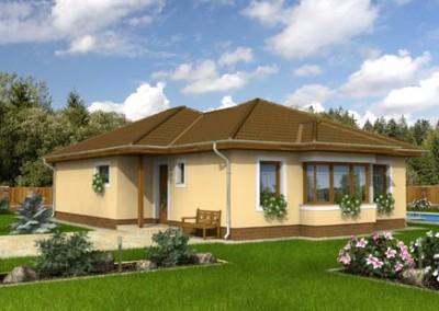 bungalow-59-400x284 CASE  DE LEMN
