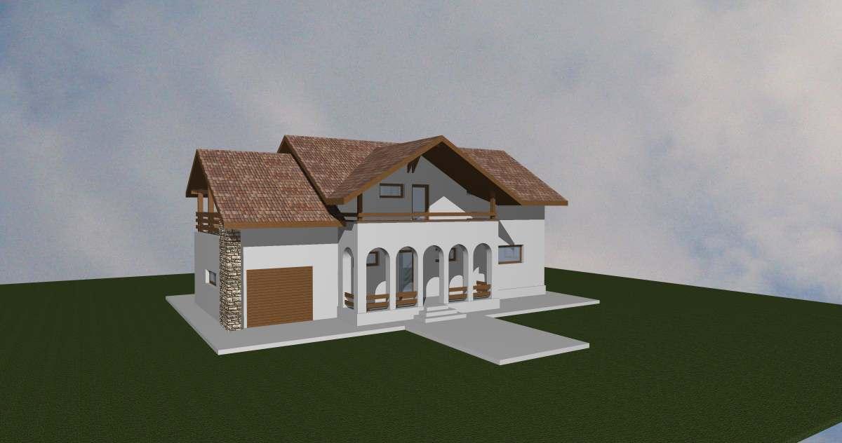 Casa Bucium 2013