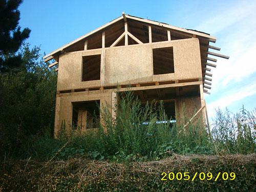 Poze Case de lemn Santander 1
