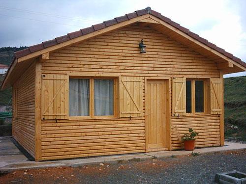 Poze Case de lemn Teruel 2