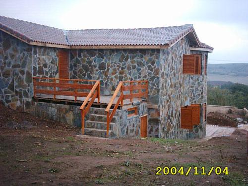 Poze case din lemn Burgos 10