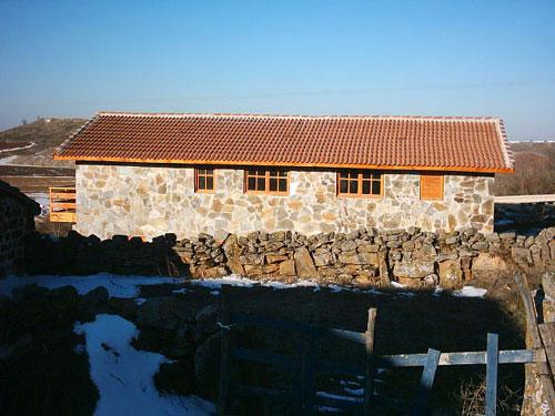 Poze case din lemn Burgos 11