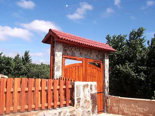 Poze case din lemn Burgos 4