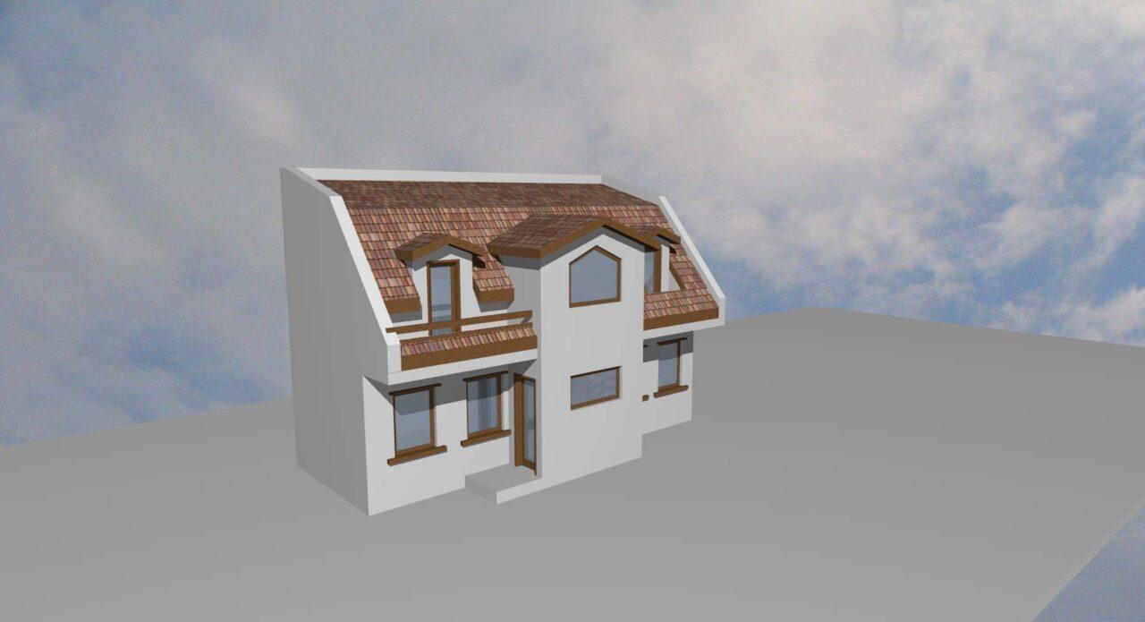 Casa Liniara