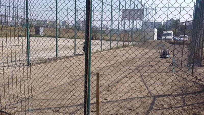 teren-tenis-mobinstal1 Amenajare teren fotbal si tenis de camp