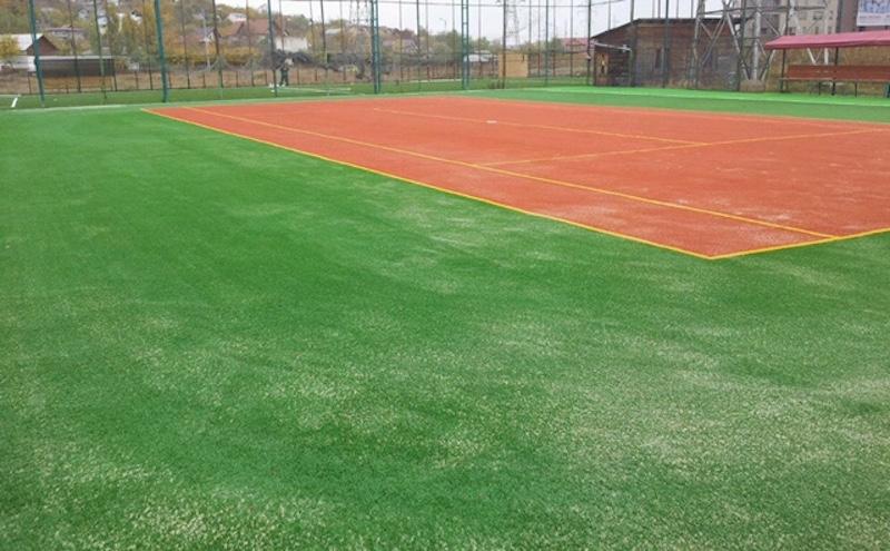 teren-tenis-mobinstal2 Amenajare teren fotbal si tenis de camp
