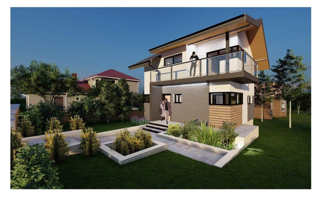 Casa Busteni 100m2