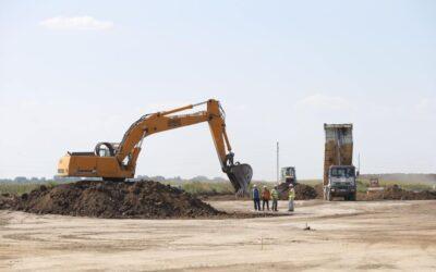 Lucrările de construcții, avans de 3,5% în UE în iunie. Cele mai mari creșteri s-au înregistrat în Ungaria și în România